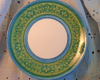 Royal China Cavalier Appetizer Plates - Set of 4