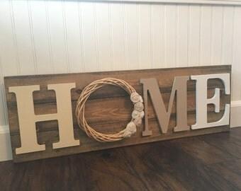 Rustic home decor rustic | Rustic wall decor | Rustic home sign, Rustic Love sign, Rustic Wedding sign