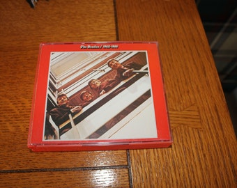 The Beatles / 1962-1966 Red Album CD