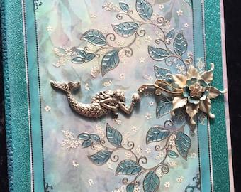Mermaid's Garden . From the Mermaid Series .