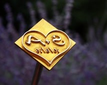 Wedding Branding Iron -  DHL worldwide 1-2 days