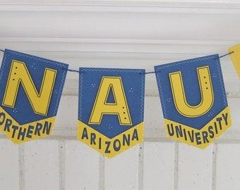 NAU Lumberjacks Banner