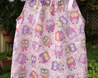 Girls Summer Dress Sizes 1, 2, 3, 4, 5, 6 and 7