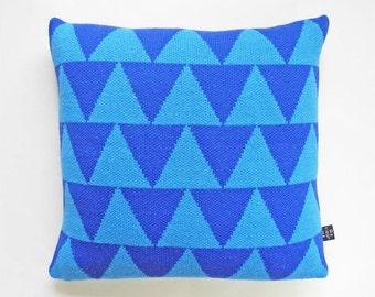 Geometric cushion cover by studio chiia