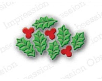 Impression Obsession Holly Leaf Cluster