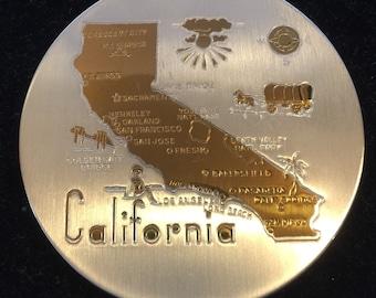 Vintage California Compact