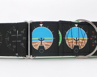 This Is Your Captain Speaking Pet Collar (Martingale, Buckle, or Tag)