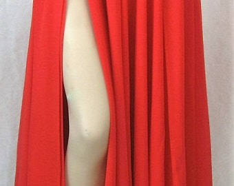 SALE Belly dance chiffon skirt veil,Belly dancing set,Double layer red belly dance skirt and veil,Red belly dance skirt and veil
