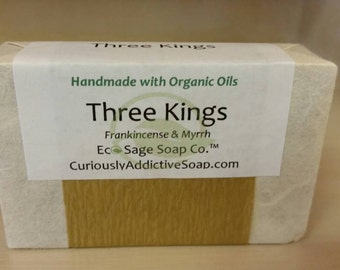 EcoSage Three Kings Soap