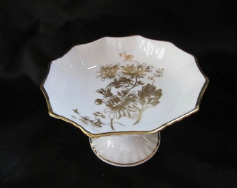 Hammersley Small Footed Candy Dish