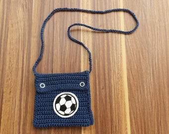 Soccer - money pouches - wallet