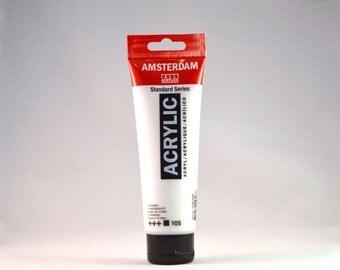 Amsterdam Acrylic paint, white