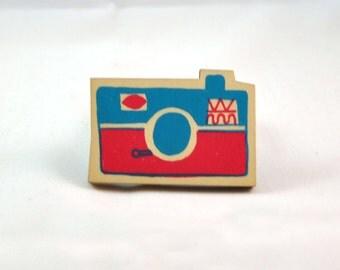 Brooche camera