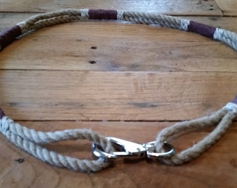 Mainely Rope Belt