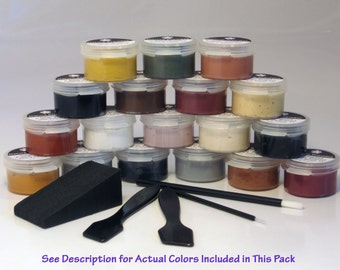 Animals Theme Pack Handmade Face Paints in Assorted Colors Vegan Natural Pigments Create Furry, Scaly, or Feathered Creature Characters