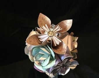 Map Flower Bouquet