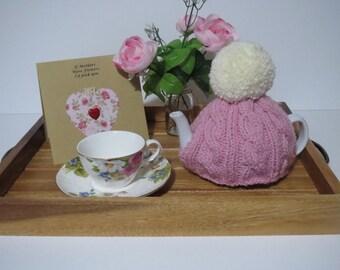 Wool tea cosy
