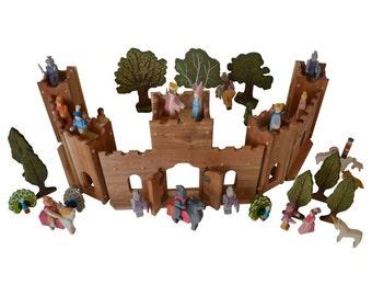 Fairytale Castle Deluxe Set