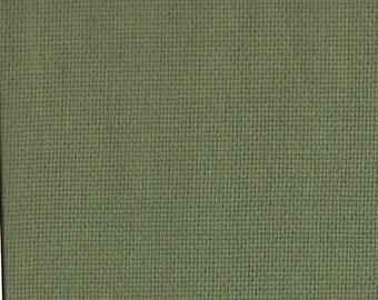 "Moda Fabric - Blackbird Designs - Needlework Homespun Series - Blue Green - 18"" x 45"""