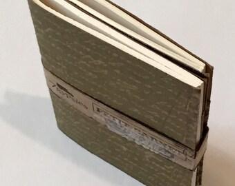 7 Gypsies small journals (2) Notebooks