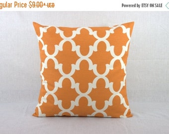 Orange Pillow Cover 0003