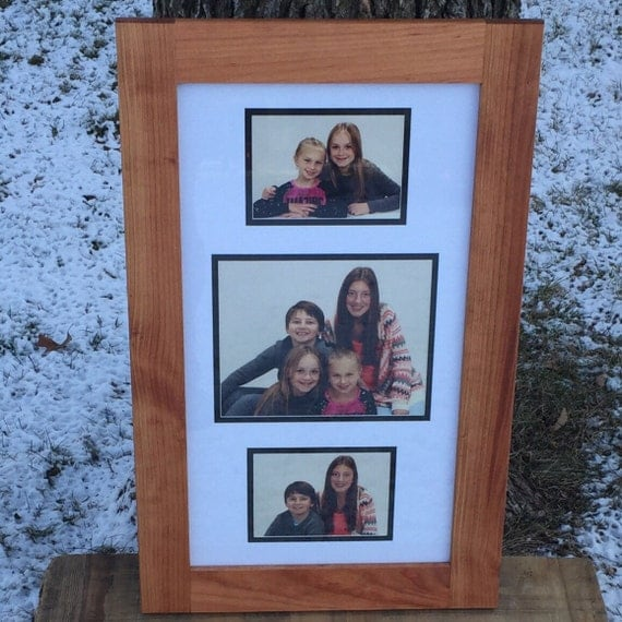Cherry Picture Frame - Custom Sizes Available - Picture Frame