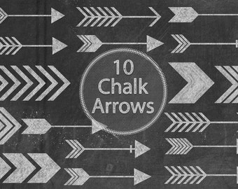 Chalk Arrows