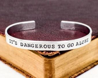 It's Dangerous To Go Alone Bracelet