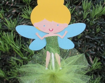 Fairy Tink Large Topper