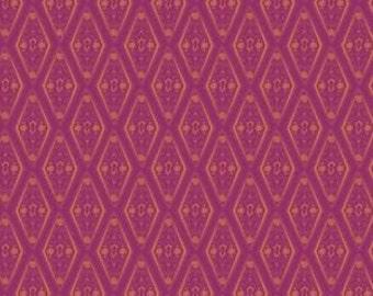Blend Fabrics - Garson Red - Geometriska Collection - 111.105.04.1