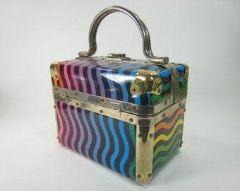 Swinging Sixties Handbag Box Bag