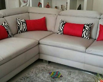 Cushions KOTONOU (price for 6) Photo Gallery