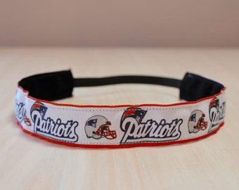 Non-Slip Headband - Patriots 2