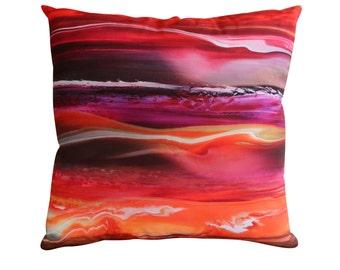 Frequencies of Heaven | Art Cushion