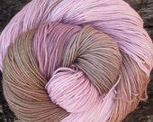 MERINO SOCK wool 4 ply fingering, 100 gms, 425 mts, Superwash, Mollycoddle Yarns, Hand dyed