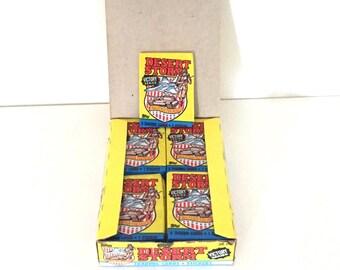 Vintage Desert Storm Topps trading cards one pack