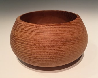 Black locust wood bowl
