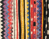 Pow-wow Kilim in Tea Dye from the Santa Fe collection for Alexander Henry