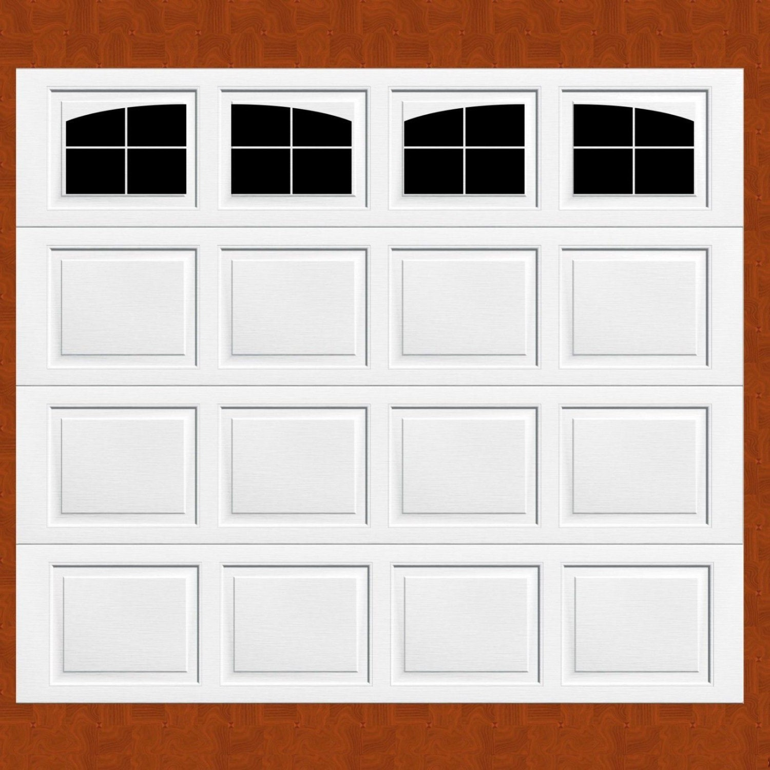 Garage door stickers carriage house style faux windows Best vinyl windows reviews