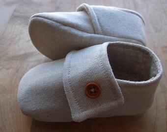 ZANDER Baby Boy Shoes - Tan