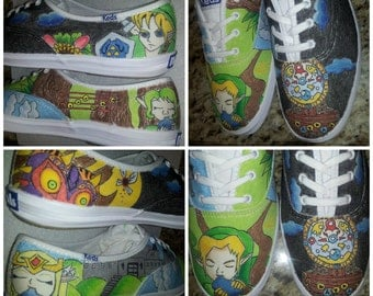 Legend of Zelda Shoes