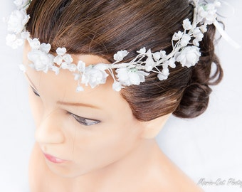 """Jewelry-Wedding Crown """"Jade"""" for wedding or other event"""