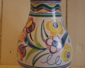 Large Vase - Poole Pottery circa 1950s