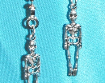 Skeleton Fan Pull Etsy