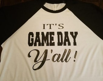 Game Day Shirt!
