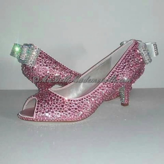 wedding shoes with bling pink wedding shoes bling shoes bridal shoes wedding 1138