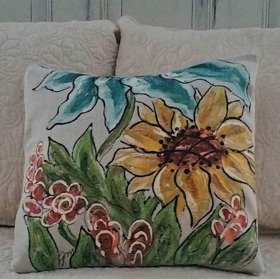 Spring Pillows Outdoor/Indoor Accent Pillows Decorative
