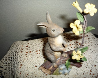 Lenox Cottontail Rabbit Figurine