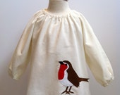 Robin Red Breast Blouse