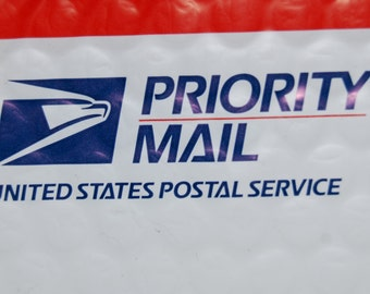 U. S. Only Small Item Priority Mail Upgrade 1-3 Day